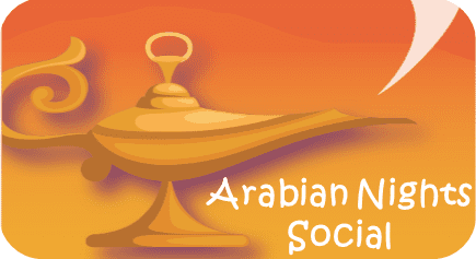 Arabian Nights Social December 7, 7-10pm